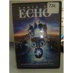 Used Earth to Echo