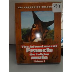 Used The Adventures of Francis the Talking Mule
