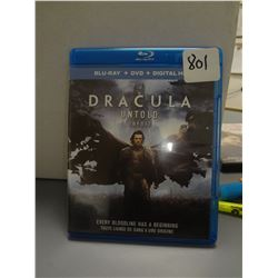 Used Dracula Blu Ray Only