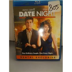 Used Date Night Blu Ray