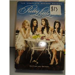 Used Pretty Little Liars Season 2