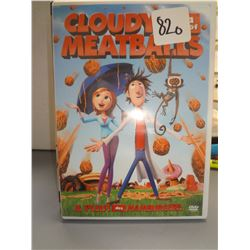 Used Cloudy With A Chance of Meatballs