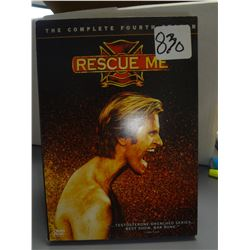 Used Rescue Me Season 4