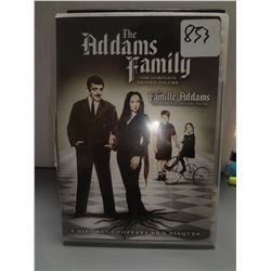 Used the Addams Family Second Volume