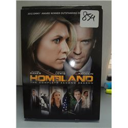 Used Homeland Season 2