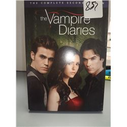 Used The Vampire Diaries Season 2