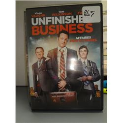 Used Unfinished Business