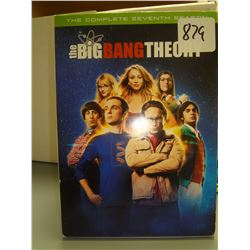 Used Big Bang Theory Season 7