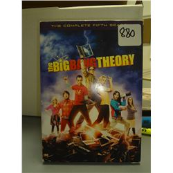 Used Big Bang Theory Season 5