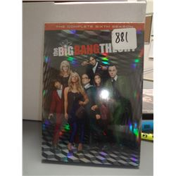 (NEW) Big Bang Theory Season 6