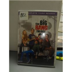 Used Big Bang Theory Season 3