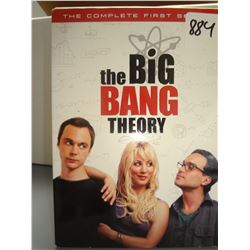 Used Big Bang Theory Season 1