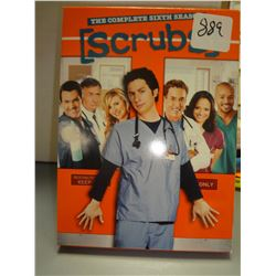 Used Scrubs Season 6