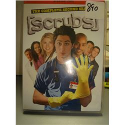 Used Scrubs Season 2