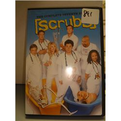 Used Scrubs Season 7