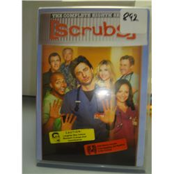 Used Scrubs Season 8