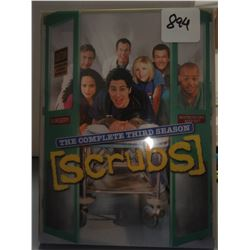 Used Scrubs Season 3