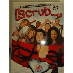 Used Scrubs Season 5