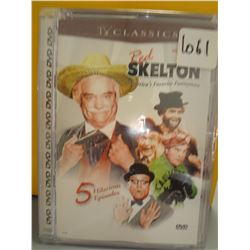 Used Red Skelton Volume 4