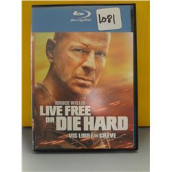 Used Live Free or Die Hard