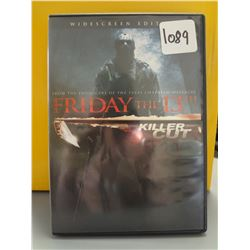 Used Friday the 13th