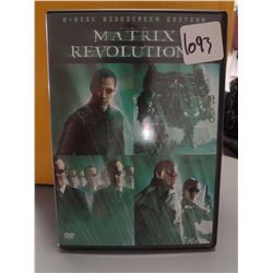 Used Matrix Revolutions