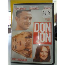 Used Don Jon