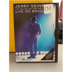 Used Jerry Seinfeld Life from Broadway