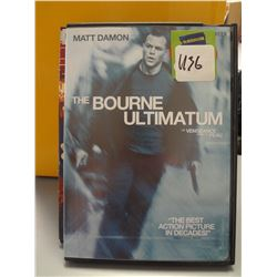 Used the Bournce Ultimatum