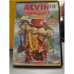 Used Alvin & The Chipmunks