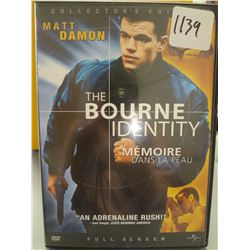 Used The Bourne Identity