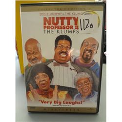 Used Nutty Professor