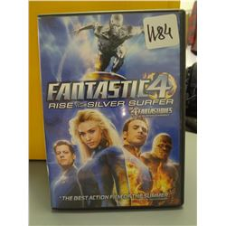 Used Fantastic Four Rise of the Silver Surfer