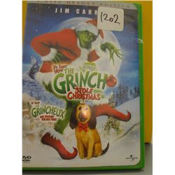 Used How the Grinch Stole Christmas