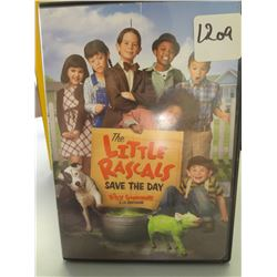 Used The Little Rascals