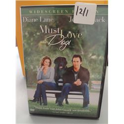 Used Must Love Dogs