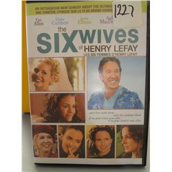 Used The Six Wives of Henry Lefay
