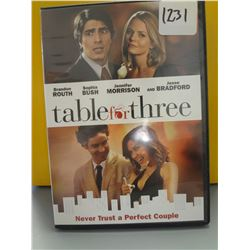 Used Table for Three