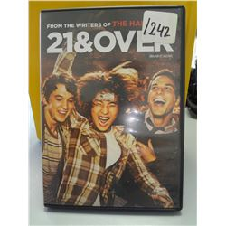Used 21 & Over