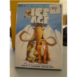 Used Ice Age 2 Disc Special Edition