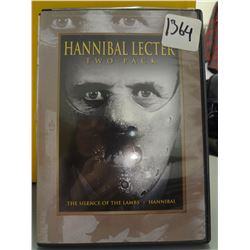 Used Hannibal Lecter Two Pack