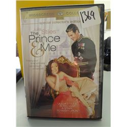 Used The Prince & Me