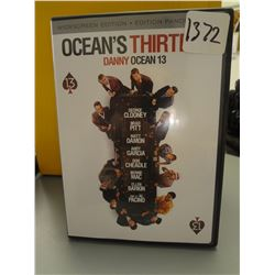 Used Ocean's Thirteen