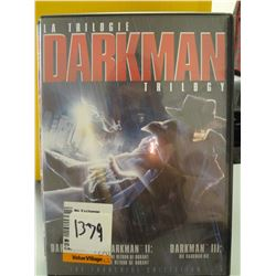 Used Darkman Trilogy