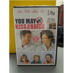 Used You May Not Kiss the Bride