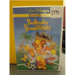 Used Bedknobs and Broomsticks