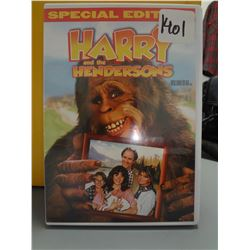 Used Harry and the Hendersons