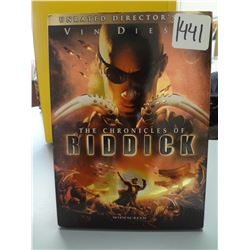 Used Riddick Director's Cut