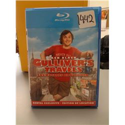 Used Gulliver's Travels