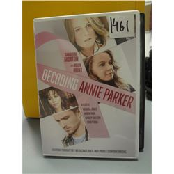 Used Decoding Annie Parker